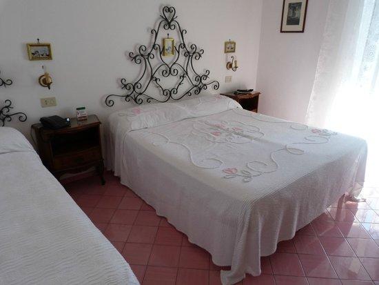 Hotel Smeraldo: chambre 1