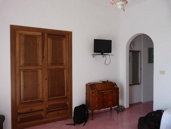 Hotel Smeraldo: chambre 2