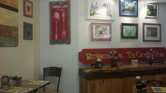 Westminster Coffee Shop