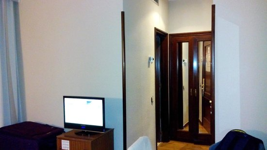 Best Western Hotel Los Condes: Twin room