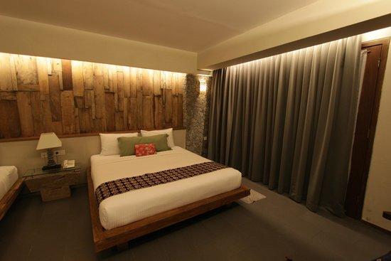 Rumah Batu Villa & Spa: Chambre