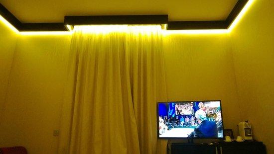 Baglioni Hotel Carlton : Suite Bedroom