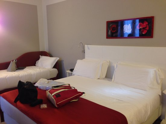 BEST WESTERN Hotel Genio : Room Triple