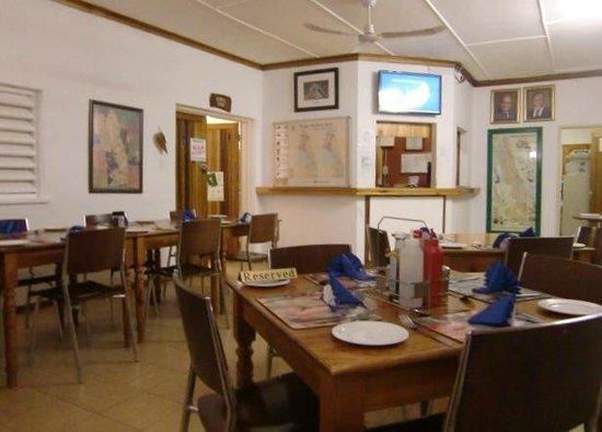 Punda Maria Restcamp: Receptie Pafuri Gate (maart 2014)