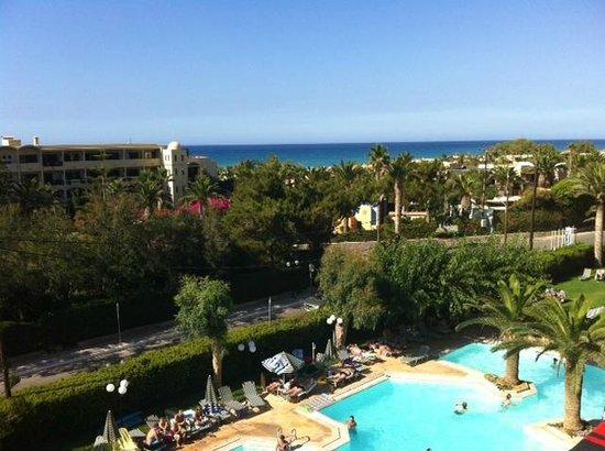 Orion Hotel: Utsikt fra rom 309