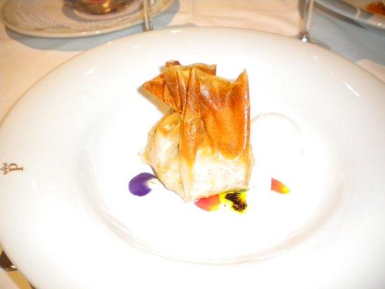 Parador de Ronda: Delicious dessert