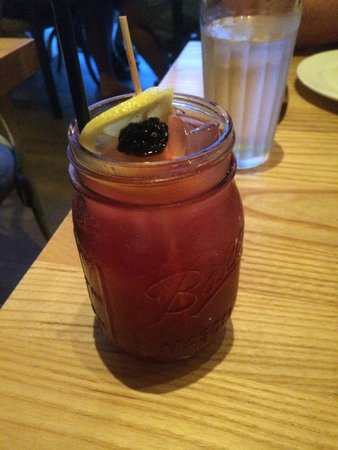 Yardbird - Southern Table & Bar : Fruit drink with alcohol
