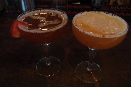 Yardbird - Southern Table & Bar : Fruit daiquiri with alcohol