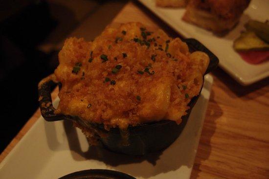 Yardbird - Southern Table & Bar : mac & cheese