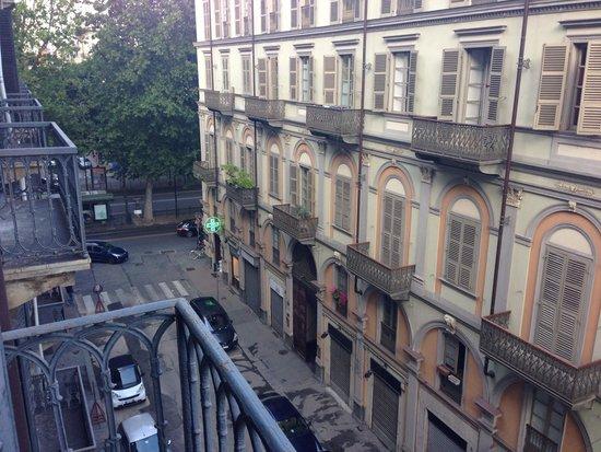 "BEST WESTERN Hotel Genio : ""View"" from room"
