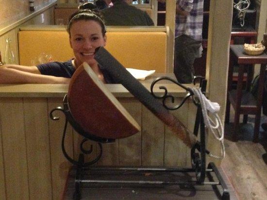 Le Freti: The Cheese Machine