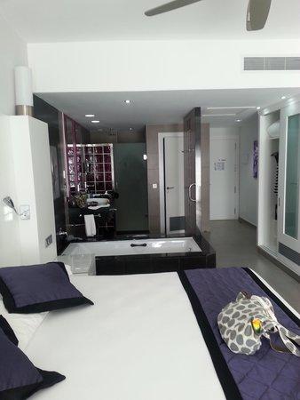 Hotel Riu Palace Jamaica: our room