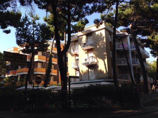 Tagliata, Italia: Entrata principale