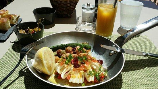 Hotel Royal-Riviera : Lunch