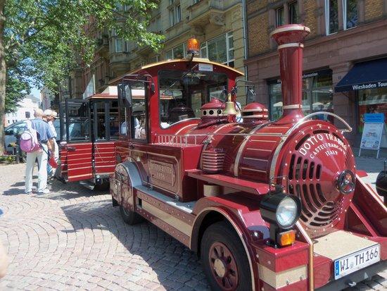 """Neroberg: Thermine """"train"""""""