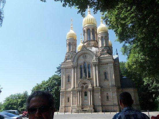 Neroberg: Russian Church