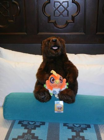 Disney's Coronado Springs Resort : Cast Members Handywork