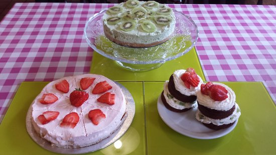 Tart n' Tea: Some wonderful home baking