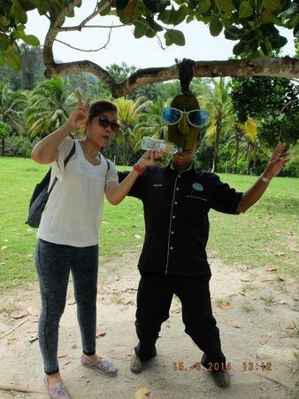 MARDI Langkawi Agro Technology Park: Hilarious 'Jackfruit' guide