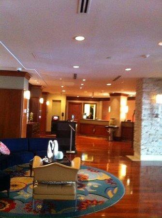 Renaissance Washington, DC Dupont Circle Hotel: lobby