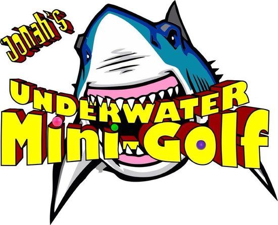 Jonahs Underwater Mini Golf