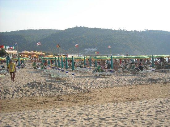 Hotel Piccolo Paradiso: spiaggia convenzionata
