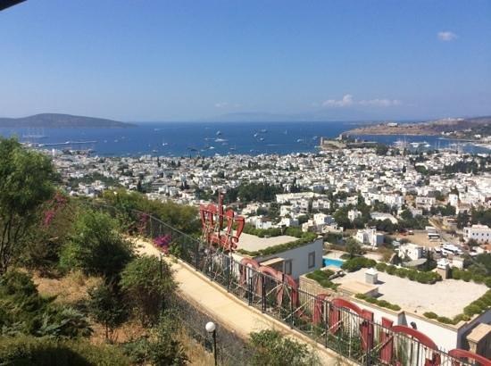 The Marmara, Bodrum : lovely views