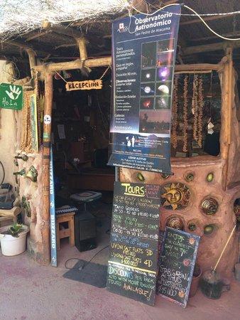 Hostal Rural : Reception