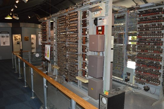 The National Museum of Computing: Colossus