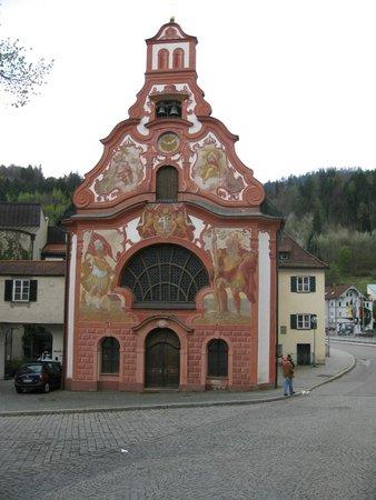 Füssen Altstadt: Fuessen