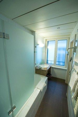 Hotel Gutenberg : salle de bain