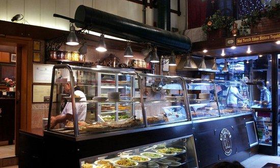 YanyalI Fehmi LokantasI: Super lokanta