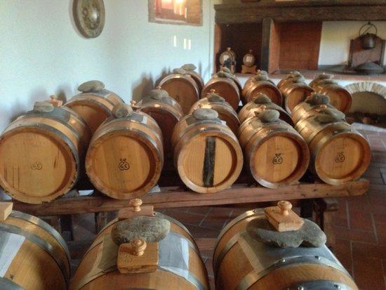 Fattoria Montagliari: Balsamic vinegar, 30 years in the making.
