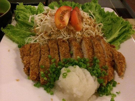 Samurai Kitchen: Tonkatsu - so yummy!