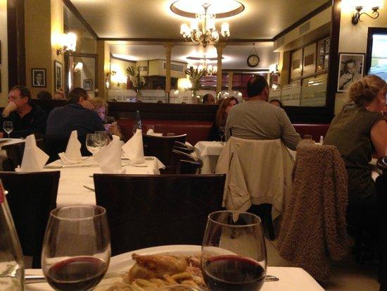 Chez Rene: restaurant