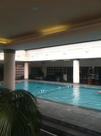 Belmond Charleston Place: indoor pool
