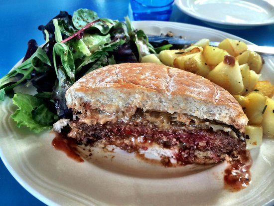 South Aran House : Gourmet Burger