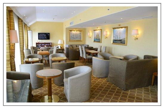 Hilton Imperial Dubrovnik: Exec Lounge