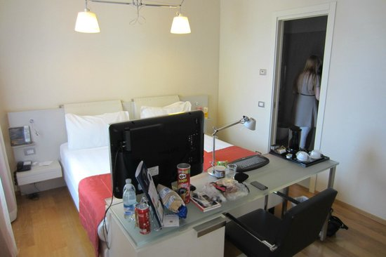 Mercure Milano Solari: room