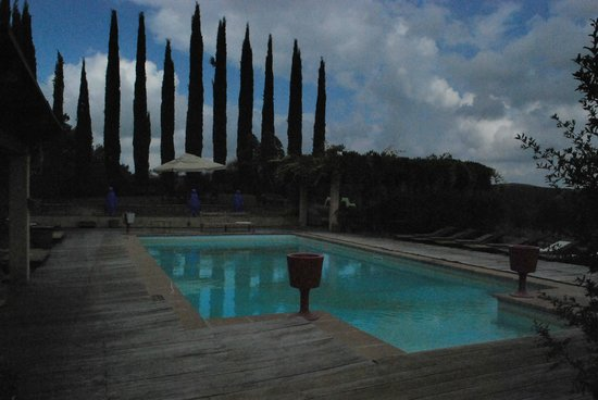 Il Grande Prato: Heated pool