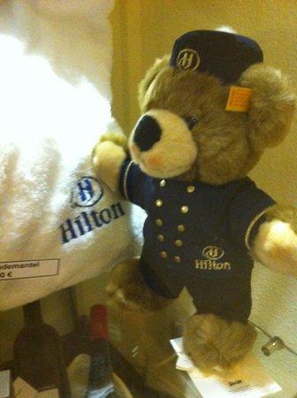 Hilton Hotel Dresden: Souvenir