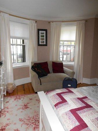 Aisling Bed and Breakfast: Habitacion