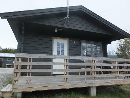 Strandbu Camping : Our cabin