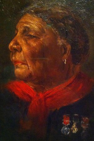 National Portrait Gallery: Mary Seacole