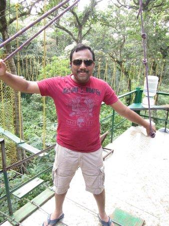 Club Mahindra Madikeri, Coorg : Adventure Valley Activity