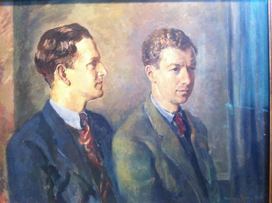 National Portrait Gallery: Peter Pears and Benjamin Britten