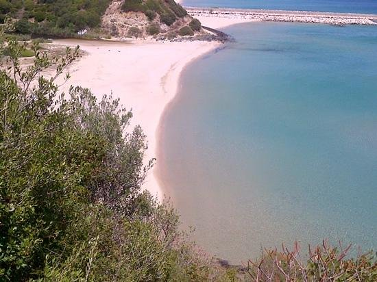 B&B Icore : spiaggia Osala
