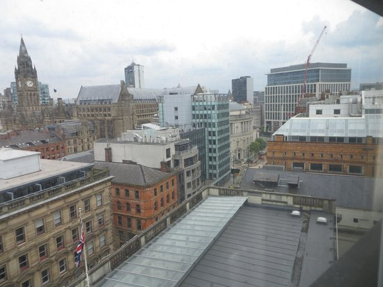 Radisson Blu Edwardian Manchester : another view from the room