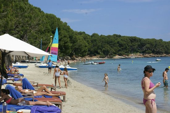 Cap de Formentor: Cap Formentor Beach