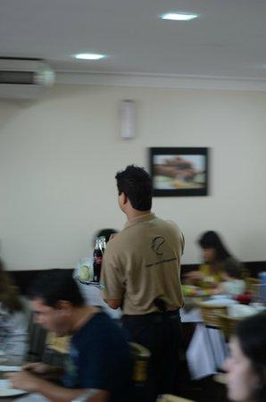 Lagoa da Prata Restaurant: Almoçando com a família